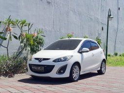 Dijual Mazda 2 R 2013 Putih di Jawa Timur