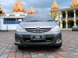 Jual Toyota Kijang Innova V 2.0 MT 2008 Bensin Jember Banyuwangi Bondowoso Jawa Timur