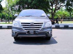 Jual Toyota Kijang Innova 2.5 V Diesel 2014 Jember Banyuwangi Bondowoso Jawa Timur