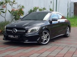 Dijual Mercedes-Benz CLA 200 Sport AMG 2015 di Jawa Timur