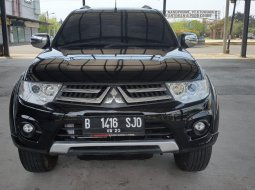 Jual Mobil Mitsubishi Pajero Sport 2.5 Exceed Black On Beige Mulus Pjk Pjg TDP 92Jt di DKI Jakarta
