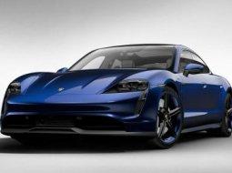 Brand New 2020 Porsche Taycan 4S