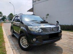 Toyota Fortuner G VNT DSL matic 2013 Hitam Metalik