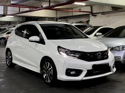 Honda Brio RS AT 2019 NIK 2018 KM 1.800 ASLI