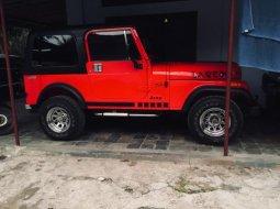 Jeep CJ 7 original diesel 1982