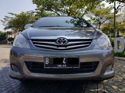 Dijual Toyota Kijang Innova 2.0 V AT Bensin 2010 Legenda Yang Sulit Untuk Tergantikan di Tangerang Selatan