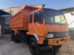 Mitsubishi Fuso Tronton 2015 6x4 Sasis +Dump 528 21000KM+BanBARU,MURAH