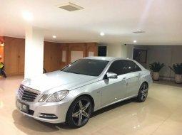 Mercedes-Benz E 200 2012 Low KM + Pemakaian 2013 + 9set BAN,MURAH