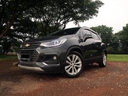 Chevrolet Trax LTZ Facelift Turbo 2017 Apik dan terawat Like New