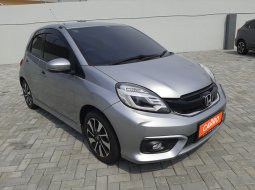 Honda Brio RS CVT AT 2018 Silver