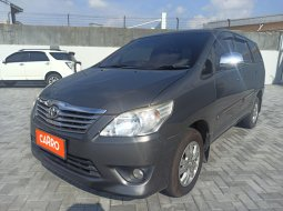 Toyota Kijang Innova 2.0 G MT 2013 Abu-Abu