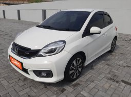 Honda Brio 1.2 RS CVT AT 2017 Putih