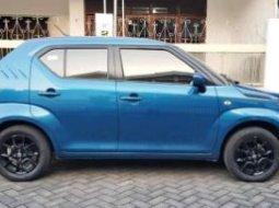 Suzuki Ignis GL manual 2017 biru tinggal pakai