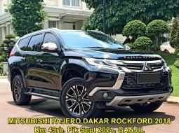 Jual mobil Mitsubishi Pajero Sport DAKAR ROCKFORD 2018 , Kota Tangerang Selatan, Banten