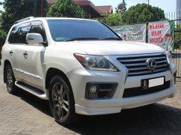 Jual mobil Lexus LX 2012 , Kota Jakarta Pusat, DKI Jakarta