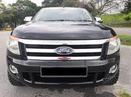 Ford Ranger Double Cabin 2013 Hitam