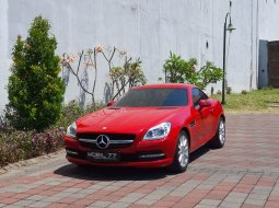 Mercedes-Benz SLK 200 2012 Merah
