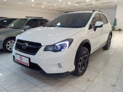 Subaru XV 2.0 AWD CVT AT 2014 Putih Km Rendah Antik