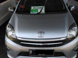 Toyota Agya G AT 2015 Cash Kredit