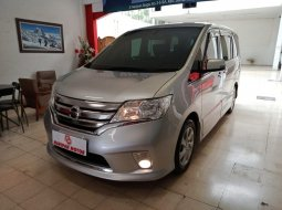 Nissan All New Serena 2.0 HWS AT 2014 Silver Km Rendah Antik