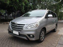 Toyota Kijang Innova G 2015 Silver