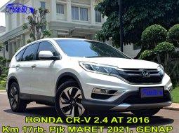 Jual mobil Honda CR-V 2016 , Kota Tangerang Selatan, Banten