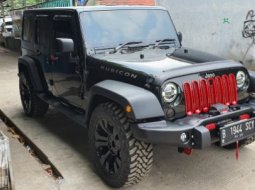 Jeep Wrangler Sport CRD Unlimited 2012