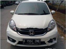 Jual mobil bekas murah Honda Brio Satya E 2017 di Banten