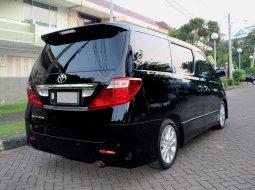 Toyota Alphard G Premium Sound 2008 Hitam