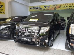 Toyota Alphard G 2016 Hitam