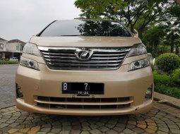 Toyota Vellfire Z AT Audioless 2008,Kemewahan Prestisius Dalam Jangkauan Kantong