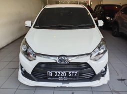 Mobil Toyota Agya 2017 G dijual, DKI Jakarta