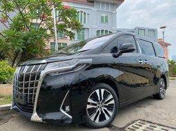 Mobil Toyota Alphard 2018 X terbaik di DKI Jakarta