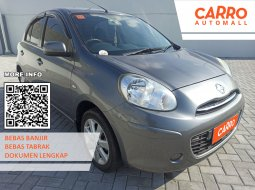Nissan March 1.2 MT 2013 Abu-Abu