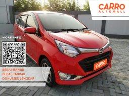 Daihatsu Sigra 1.2 R Deluxe MT 2018 Merah