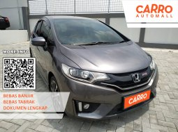 Honda Jazz RS AT 2017 Abu-Abu