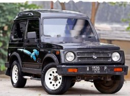 Jual mobil bekas murah Suzuki Katana GX 2002 di DKI Jakarta