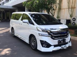 Jual mobil Toyota Vellfire G 2016 bekas, DKI Jakarta