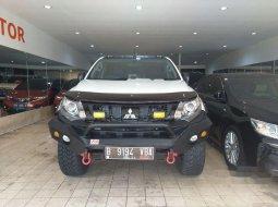 Jual mobil bekas murah Mitsubishi Triton EXCEED 2018 di DKI Jakarta