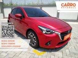 Mazda 2 R Skyactiv 1.5 AT 2014 Merah