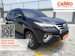 Toyota Fortuner 2.4 VRZ AT 2017 Hitam
