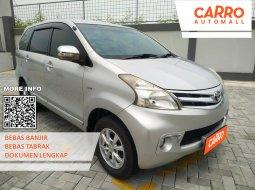 Toyota Avanza G 1.3 AT 2012 Silver