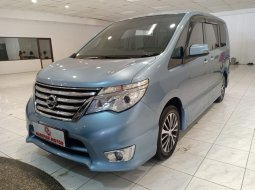 Nissan All New Model Serena HWS AT 2015 Biru Metalik Murah