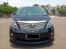 Di Jual Toyota Alphard S Audio Less 2010