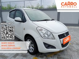 Suzuki Splash 1.2 AT 2015 Putih
