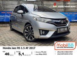 TDP Ringan!!! Honda Jazz RS 1.5 AT 2017 Bergaransi