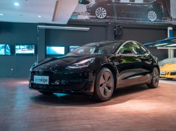 Brand New 2020 Tesla Model 3 Standard Range Plus Black on Black