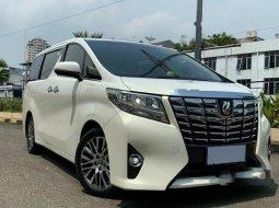 Toyota Alphard 2016 DKI Jakarta dijual dengan harga termurah