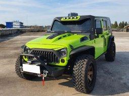 Jeep Wrangler 2012 DKI Jakarta dijual dengan harga termurah