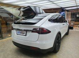Tesla Model X Performance White on Black 2019